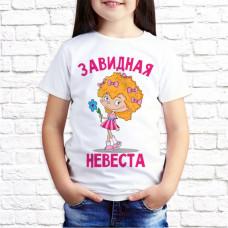 """Футболка """"Детская"""" 4"""