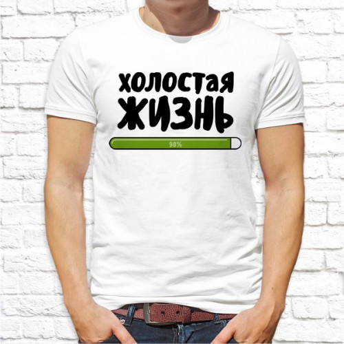 "Футболка ""Свадьба"" 6"