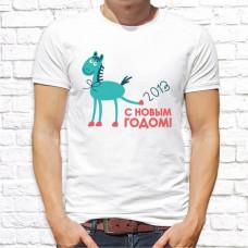 """Футболка """"Новый Год"""" 97"""