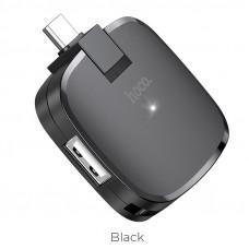 Адаптер HB11 3USB+Type-C