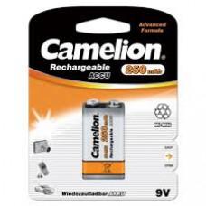 Аккумулятор CAMELION 9V -250mAh NiMh