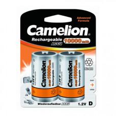 Аккумулятор CAMELION D 10000mAh Ni-Mh BL2