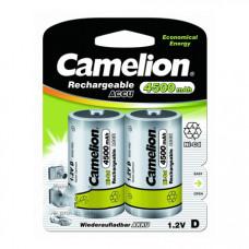 Аккумулятор CAMELION D 4500mAh Ni-Cd BL2