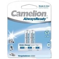 Аккумулятор CAMELION R6 2100mAh Ni-Mh Bl-2 AlwRead