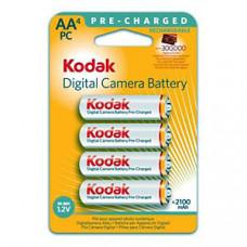 Аккумулятор Kodak R6 2100 mAh NiMH BP4 /Заряжен/80
