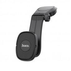 Автодержатель HOCO CA61 /шарнир.магнит/черный