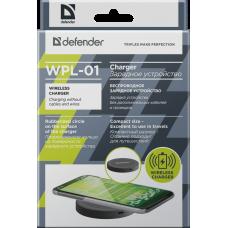 Зарядное устр. DEFENDER WPL-01 беспроводное