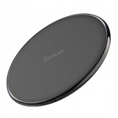Зарядное устр. HOCO CW6 /1Ah/беспроводной/черный